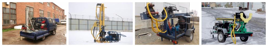 Техника для бурения скважин под воду - выбор, преимущества, особенности